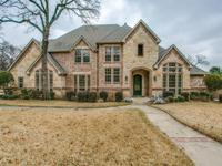 One of a kind custom home with great Colleyville