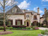 Gorgeous Country French home by Richard Price. Shows