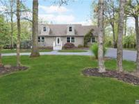Huge Wide Line Colonial Cape. Completely Renovated