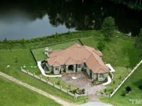 Exquisite Waterfront ALL Brick Ranch w/BASEMENT,