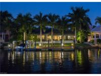 Sailboat access home with preserve views and over a