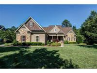 Youll love this Custom Brick Ranch+ on a private