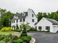 Energy efficient custom colonial on 17 acres w/
