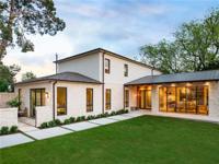 Texas Hill Country Modern w wide plank white oak