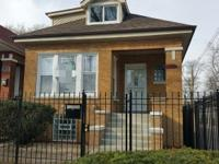Sharply updated bungalow located on a nice block won't
