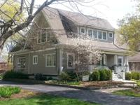 Location among Glen Ellyn's finest custom homes! Fall