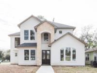 This beautiful home nestled on a 7, 620 sq. ft. lot