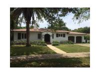 Classic 1940's Art Deco gem on a double corner lot in