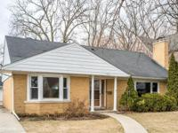 Light and bright 4BR/3BA spacious brick home on large