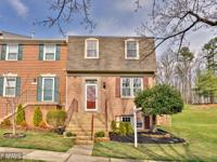 Gorgeous brick-front end-unit TH in desirable Hayfield