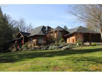 Custom & spacious home with large rooms, oversized