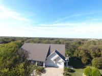 Elegant County Home on 4.80 Acres 1 Mile From Downtown