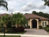 A Rare 4 Bedroom, Pool Home With 3 Car Garage In A