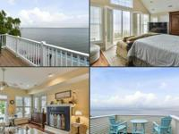 Waterfront paradise! Steps from the bay! Million dollar