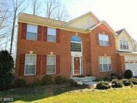 Beautiful Brick Front Colonial on Cul-de-sac Lot