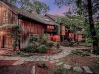 This former home of Actor Robert Redford and retreat of