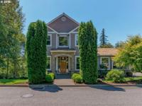 Stunning Forest Heights traditional on fabulous private
