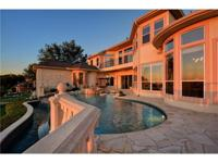 Grand architecture and Hill Country views. Sweeping