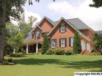 This beautiful southern, full brick home definitely has