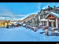Located slope-side at the base of Deer Valley Resort,
