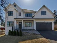 This new construction home w/outstanding curb appeal &