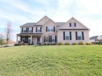 Impeccable 2-Story Home w/Beautiful Covered Front Porch