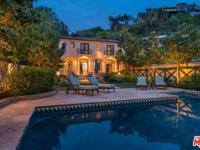 Sophisticated Tuscan Villa situated behind gates &