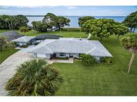 This solid, clean lakefront ranch home offers amazing