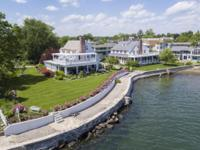 Amazing waterfront property available for the first
