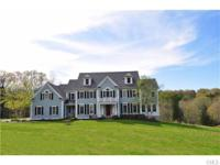 Gracious and Grand Georgian Colonial on 2+ acres with