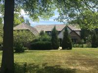 Over 4000 square feet on almost 2 acres. 4 bedrooms/4.1