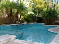 Gorgeous Pool home near end of cul-de-sac! columns and
