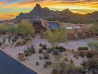 Elegant southwest contemporary designed by James Hann
