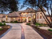 See cinematic video. Absolutely stunning custom home on