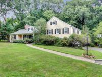 Elegant 4 bedroom, 4 1/2 bath colonial/split home
