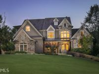 Stunning Executive Home on 43.31 acres bordered by the