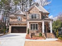 New Construction by Atlanta's Premier Builder O'Donnell