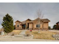 Spectacular Ranch Home with walk-out basement, in the