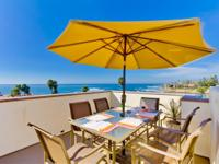 Elegant Spanish style villa perched above La Jolla's