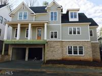 Beautiful New Construction in Historic Norcross.