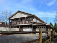 2 homes in 1. This 4600 sq ft ranch offers 4br/4ba w/