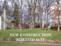 Design and build your Lake Ellyn area home on this