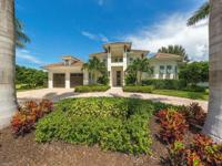 Stunning Park Shore home featuring 4 bedrooms plus den;