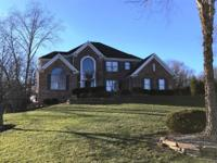 Gracious executive home in Overlook of Ivy Hills