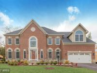 All brick gorgeous custom home built by NVP, Inc. Grand