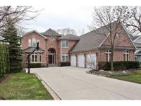Over 5,000 SF newer construction turn key home. Open