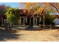 Skyotee Ranch - This 22 acres ranch is an ideal