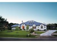 Sophisticated one level home in Calera on a beautiful