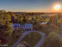 Breathtaking country estate on 9+/- ac. Spectacular