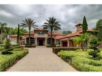 Located on 2.81 luxuriously landscaped acres